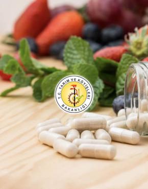 Gıda Takviyesi Üretimi Sertifikası Aldık