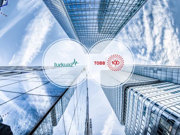 Turkuaz Sağlık İlk 100 Şirket Arasına Girdi!