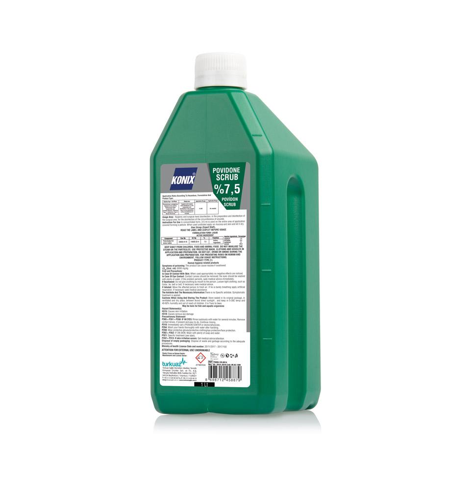 Konix Povidone-Iodine 7,5%
