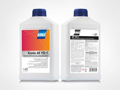 Konix YD-1-AF Aldehitsiz, Konsantre Yer ve Yüzey Dezenfektanı