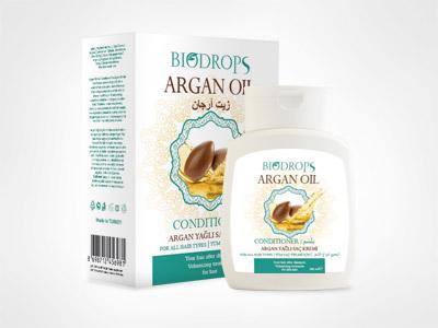 Argan Yağı Saç Kremi