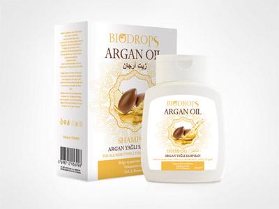 Argan Yağlı Şampuan