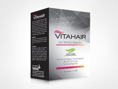Konicare VitaHair Saç Besleyici  Serum