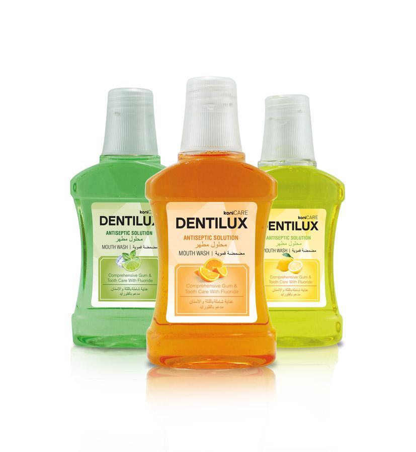 Konicare Dentilux Ağız Gargarası