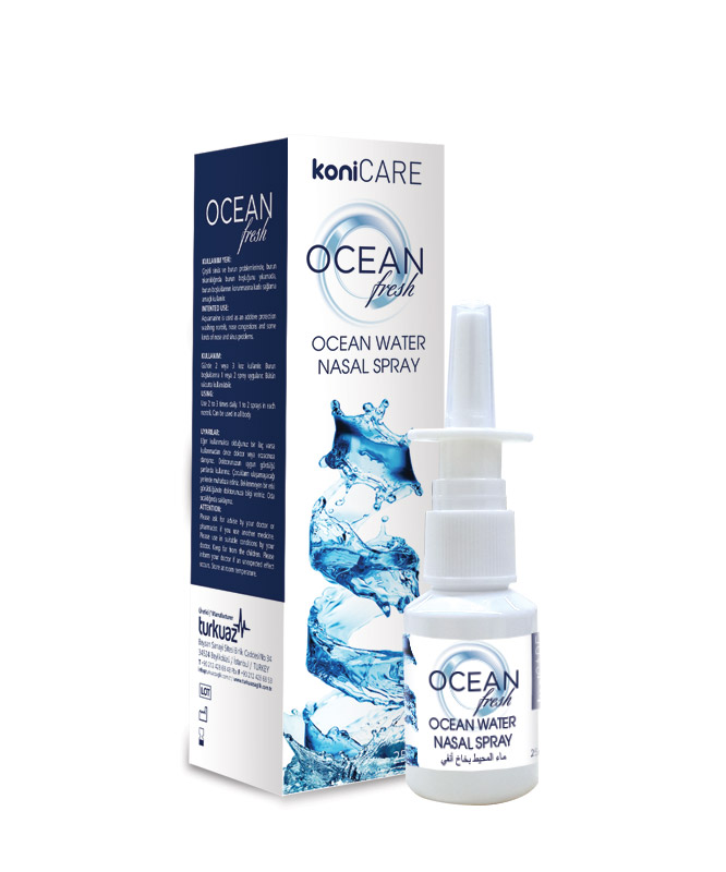 Ocean Fresh Nasal Spray