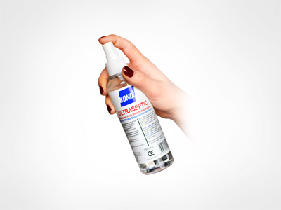Ultrason Prob Temizleme Solüsyonu