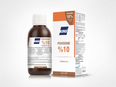 Konix Povidone-Iodine 10%