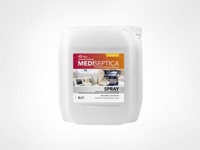 MEDISEPTICA Spray Kullanıma Hazır Alkolsüz Tıbbi Cihaz Yüzey Dezenfektanı