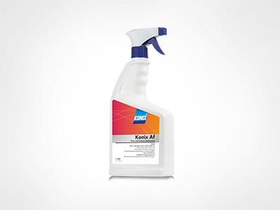 Konix AF Kullanıma Hazır Alkol Bazlı Yer ve Yüzey Dezenfektanı